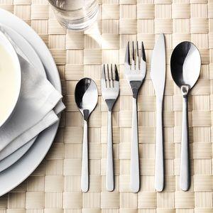 New IKEA Fornuft 20 silverware cutlery utensils